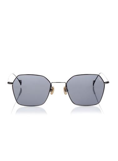 Hawk  Hw 1726 01 S Unisex Güneş Gözlüğü Gümüş